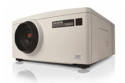 Christie+Digital+DHD600%2DG Projector