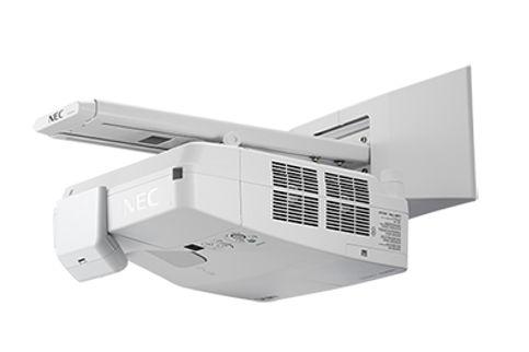 NEC+NP%2DUM361XI%2DWK+Ultra+Short+Throw+w%2F+Wall+Mount Projector