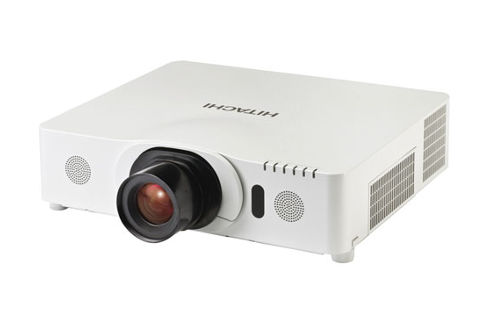 Hitachi+CP%2DWU8461 Projector