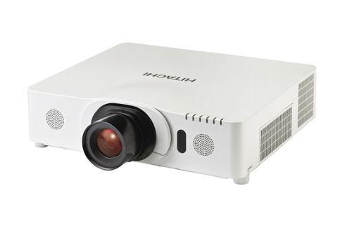 Hitachi+CP%2DWU8461 Projector