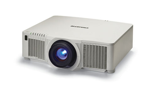 Christie+Digital+DHD851%2DQ+White Projector