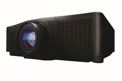 Christie+DHD851%2DQ+Black Projector