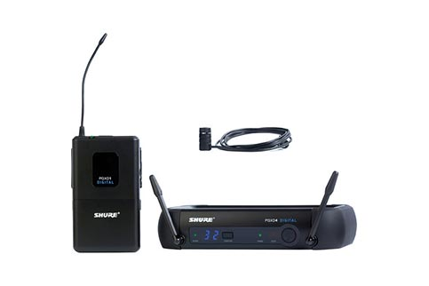 Shure+PGXD14%2F85%2DX8+Lavalier+Wireless+System