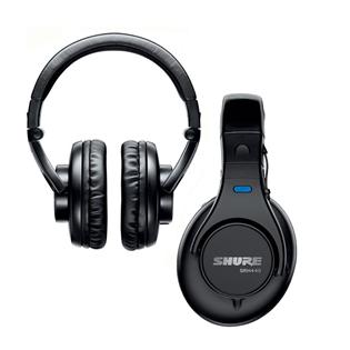 Shure+SRH440+Professional+Studio+Headphones