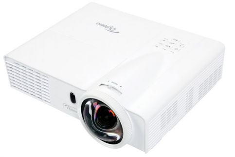 Optoma+GT760A Projector