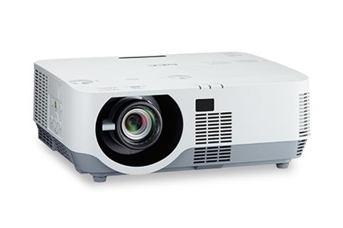 NEC+NP%2DP502W Projector