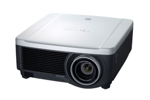 Canon+REALiS+WUX6010+w%2F+1%2E5x+Zoom+Lens Projector