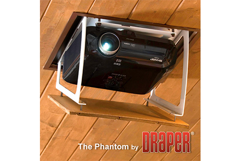 Draper+Phantom+Model+A+%2D+Projector+Lift