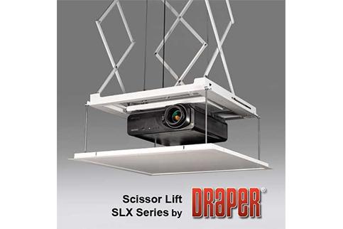 Draper+Scissor+Lift+SLX+%2D+Projector+Lift