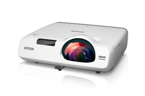 Epson+PowerLite+530+for+SMART Projector