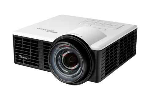 Optoma+ML750ST+Short+Throw+Pocket+LED Projector