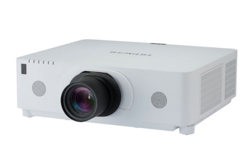Hitachi+CP%2DWU8700W Projector