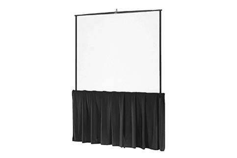 Da%2DLite+Black+Tripod+Skirt+for+50%22+wide+screens