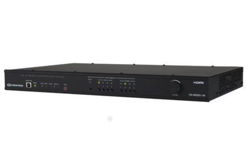 Crestron+4K+Scaling+Presentation+Switcher+w%2FHDBaseT+Output