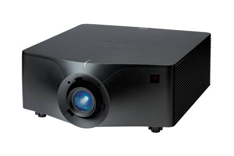 Christie+DWU700%2DGS+BLK Projector