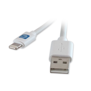 Comprehensive+Video+Lightning+Male+to+USB+A+Male+Cable+White+6ft