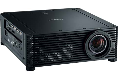 Canon+REALiS+4K501ST Projector