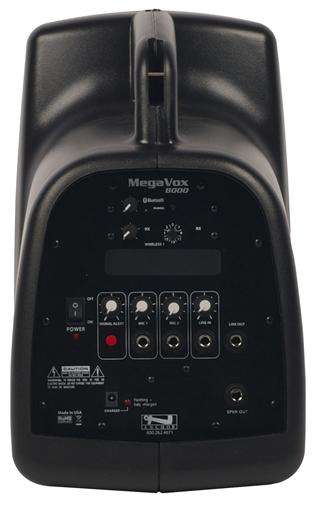 Anchor Audio AN-30 Powered Speaker, Black