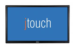 InFocus+JTouch+85%2DInch+4K+w%2FCaptive+Touch