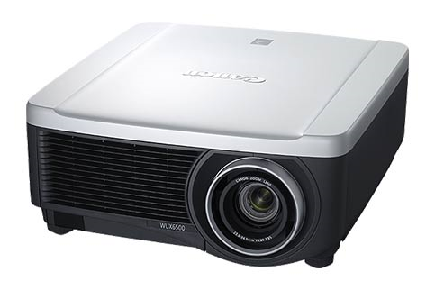 Canon+REALiS+WUX6500+with+RS%2DIL01ST+lens+ Projector