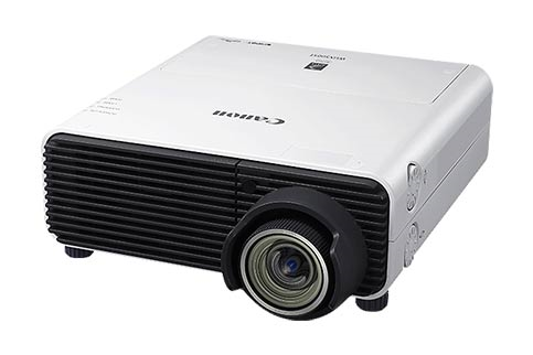 Canon+Realis+WUX500ST Projector