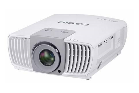 Casio+XJ%2DL8300HN+Laser Projector
