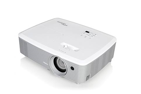 Optoma+EH400%2B Projector