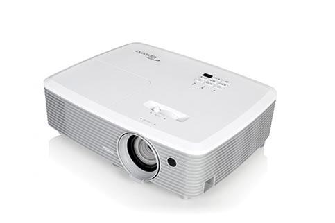 Optoma+EH400%2B Projector