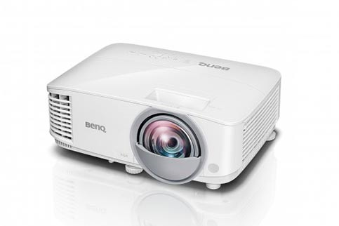 BenQ+MX825ST Projector
