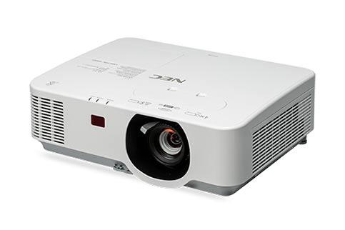 NEC+NP%2DP554W Projector