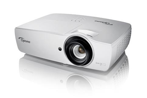 Optoma+WU465+Bright+WUXGA Projector