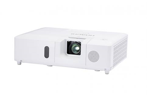 Hitachi+CP%2DEU4501WN Projector