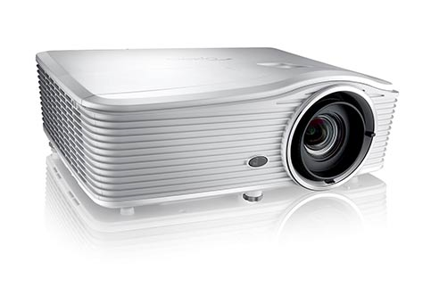 Optoma+WU615T Projector