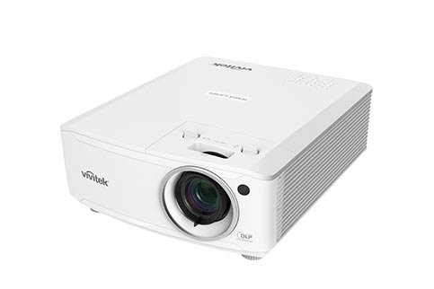 Vivitek+DU4671Z%2DWH+Laser Projector