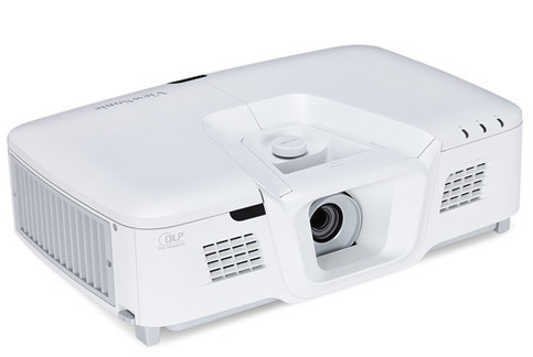 Viewsonic+PG800W Projector