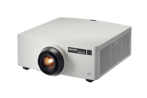 Christie+DWU630%2DGS+WHITE+Laser Projector
