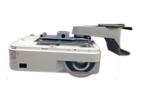 NEC+Adapter+plate+for+NEC+short+throw+projectors