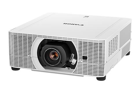 Canon+REALIS+WUX5800Z+W%2FL+Laser Projector