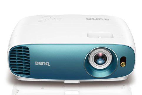 BenQ+TK800+4K+UHD+with+HDR Projector