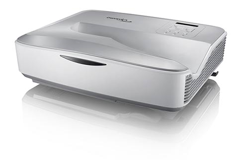 Optoma+ZH420UST%2DW+Laser Projector