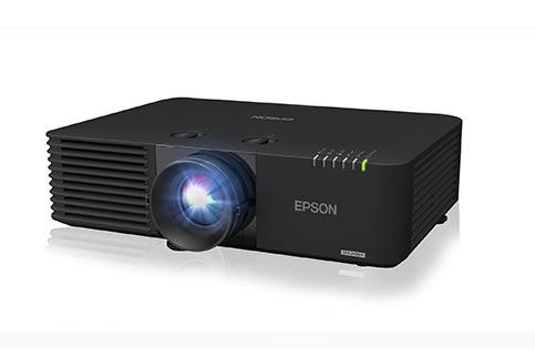 Epson+PowerLite+L615U+Laser Projector