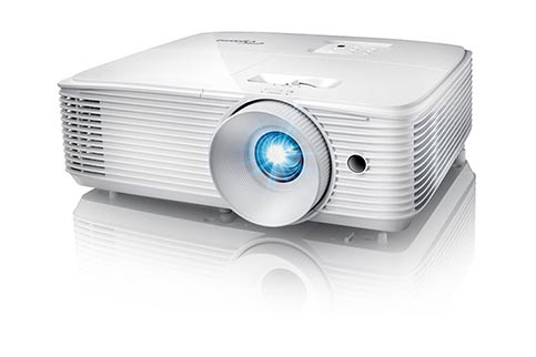 Optoma+S343 Projector