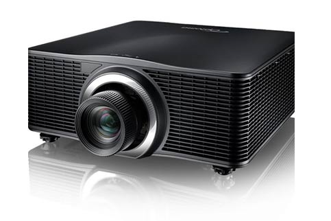 Optoma+ZU750 Projector
