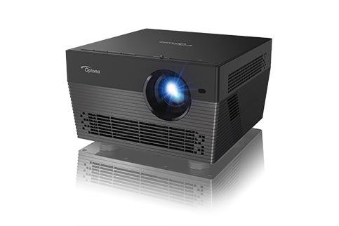 Optoma+UHL55+4K+UHD+Smart Projector