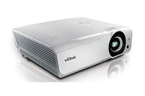 Vivitek+DU7095ZWH+Laser Projector