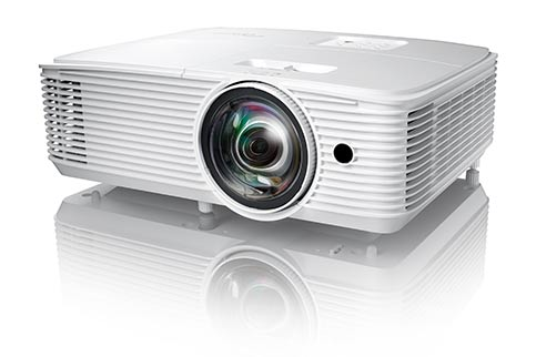 Optoma+W318ST+Short+Throw+ Projector