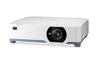 NEC+NP%2DP525UL+Laser Projector