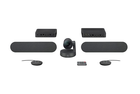 Logitech+Rally+Plus+UHD+4K+Video+Conferencing+kit