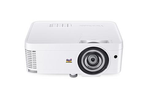 Viewsonic+PS501X+3500%2DLumen+XGA+Short%2DThrow+DLP Projector