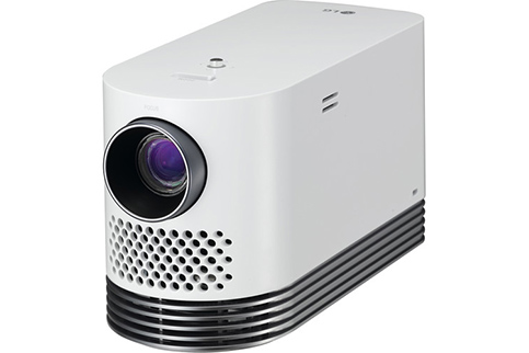 LG+Electronics+HF80LA+CineBeam+Laser+Smart+Home+Theater Projector